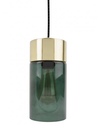 lampara-colgante-de-vidrio-verde-10074G-1
