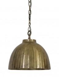 lampara colgante dorada-2038GO