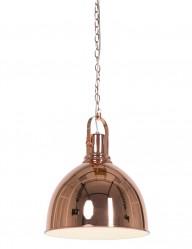 lampara colgante en oro rosa-1059KO