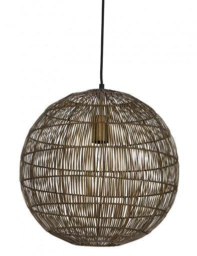 lampara colgante esferica-1962BR
