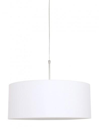 lampara colgante extensible acero-9886ST