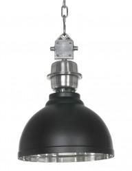lampara colgante gris-8694GR