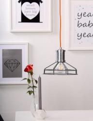 lampara colgante industrial-7694GR