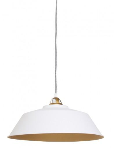 lampara colgante minimalista blanco-1318W