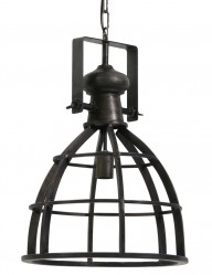 lampara colgante negra-2006ZW