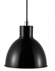 lampara colgante negra-2340ZW