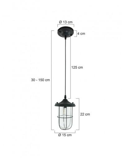 lampara-colgante-para-cocina-en-negro-1064ZW-5