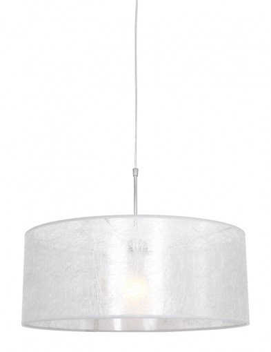 lampara colgante plateada-9887ST