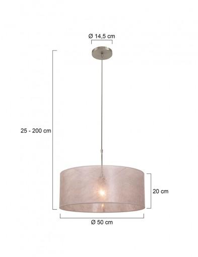lampara-colgante-plateada-9887ST-4