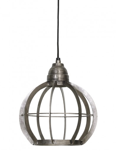 lampara colgante robusta jaula-2041ST