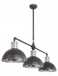 lampara colgante tres luces-7672ZW