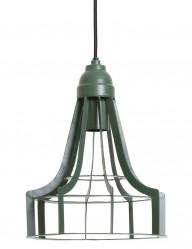 lampara colgante verde-2039G