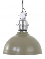 lampara colgante verde-8693G