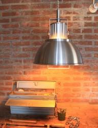 lampara colgante vintage estilo industrial-7278ST