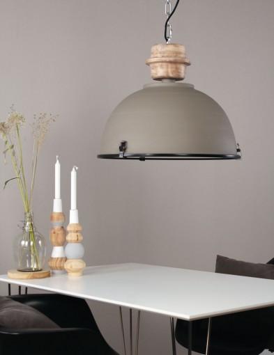 lampara-comedor-rustica-gris-calido-1460GR-2