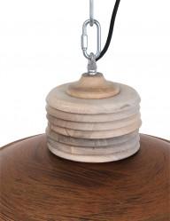 lampara-comedor-rustica-marron-7974B-1