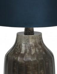 lampara-con-base-estilo-rustica-en-azul-9281ZW-1