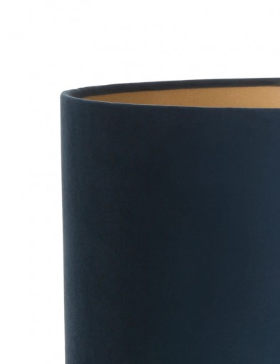 lampara-con-base-estilo-rustica-en-azul-9281ZW-2
