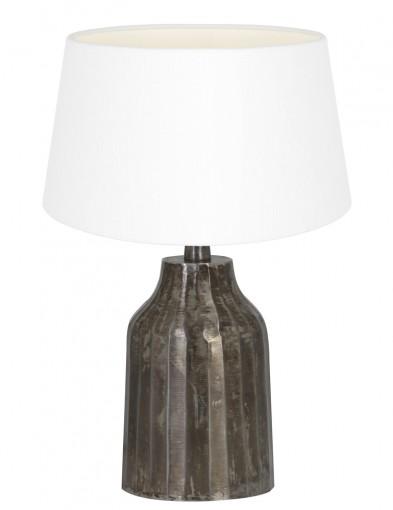 lampara con base pequeña metalica-9286ZW