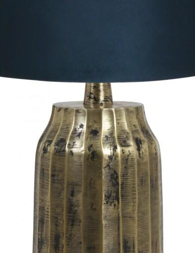 lampara-con-pantalla-azul-9210GO-1