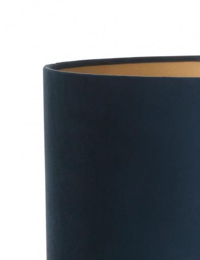 lampara-con-pantalla-azul-9210GO-2