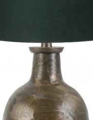 lampara-con-pantalla-verde-flatey-9197BR-1