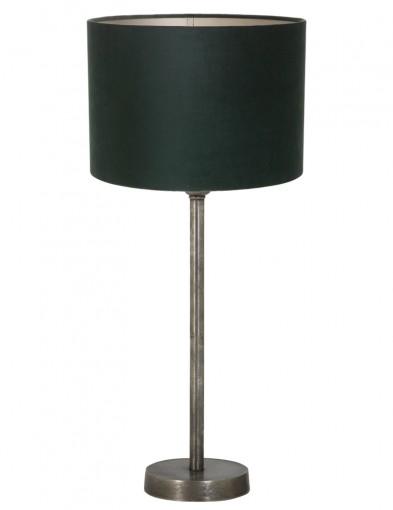 lampara con pie de laton-9271ZW