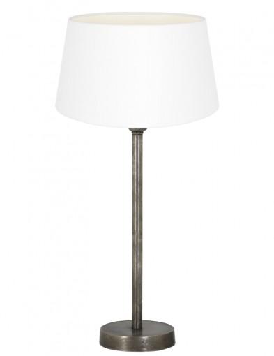 lampara con pie de laton undai-9273ZW