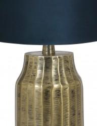 lampara-con-pie-dorado-azul-9284GO-1