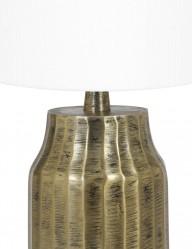 lampara-con-pie-dorado-y-pantalla-blanca-9285GO-1