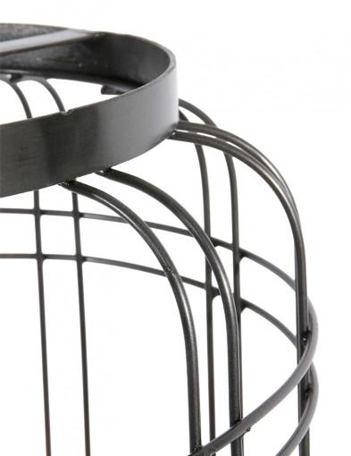 lampara-de-acero-negro-1547ZW-2