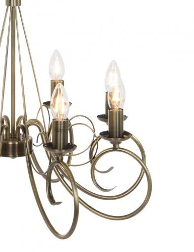 lampara-de-arana-bronce-8541BR-1