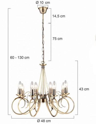 lampara-de-arana-bronce-8541BR-3