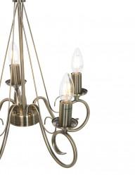 lampara-de-arana-bronce-cinco-luces-8539BR-1