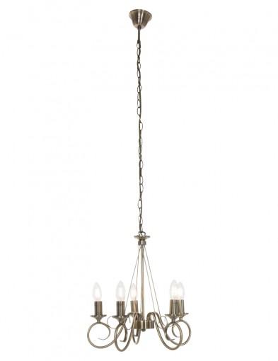 lampara-de-arana-bronce-cinco-luces-8539BR-2