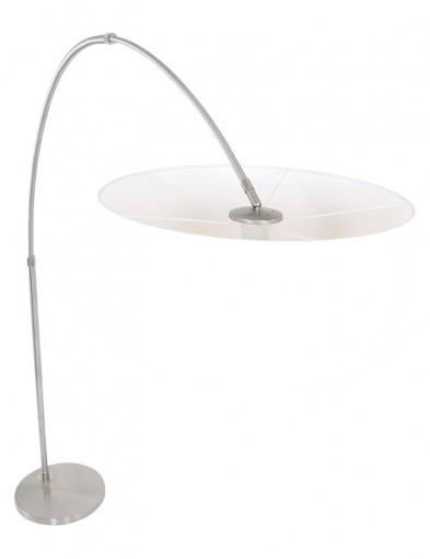 lampara-de-arco-blanca-en-acero-9903ST-1