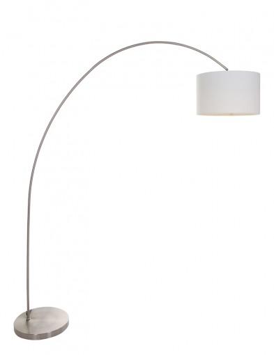 lampara de arco en blanco-7977ST