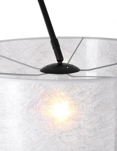 lampara-de-arco-negra-y-plateada-9833ZW-1