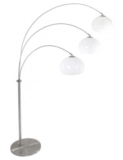 lampara de arco tres luces-9956ST