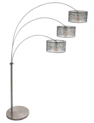 lampara de arco tres luces-9960ST