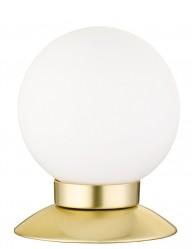 lampara de bombilla dorada-1806ME