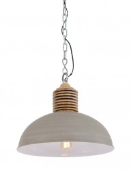 lampara de comedor gris-1216BE