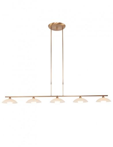 lampara de comedor monarch-7965BR
