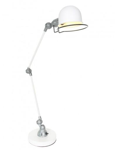 lampara de escritorio blanca-7655W