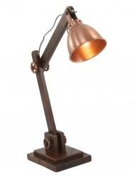 lampara de escritorio cobre-1556KO