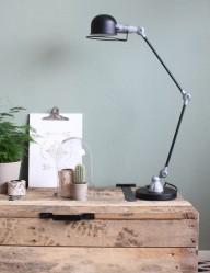 lampara de escritorio negro-7655ZW