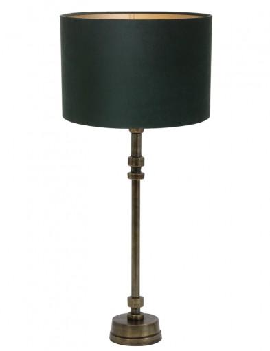 lampara de escritorio verde-9212BR