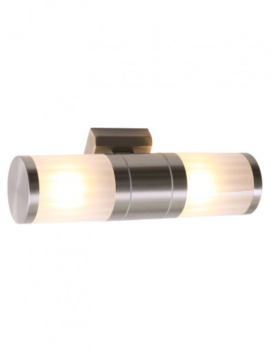 lampara de exterior de diseno en acero-8583ST