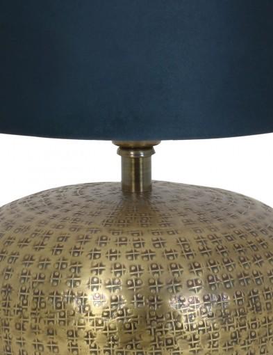 lampara-de-jarron-azul-9971BR-1