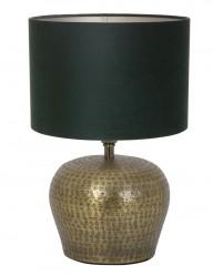 lampara de jarron verde-9970BR